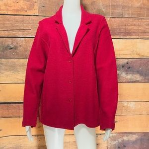 Eileen Fisher Jacket&Coat Sz M